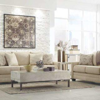 Мягкий комплект мебели в стиле Прованс