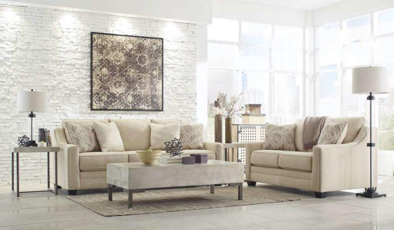 Мягкий классический диван Эшли в стиле Прованс
