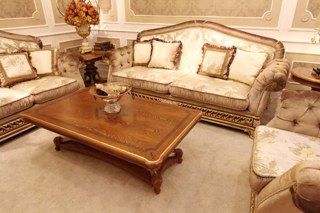 Мягкая Мебель в гостиную Голд Маринеро