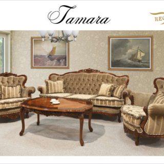 Румынская мягкая мебель в стиле классицизм Тамара