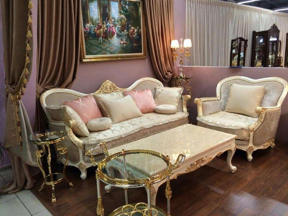 мягкая мебель Франдисс, диваны в белом цвете Frandiss