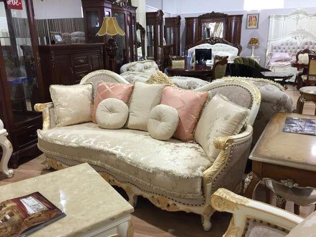 мягкая классическая мебель Виктория Франдисс в Украине