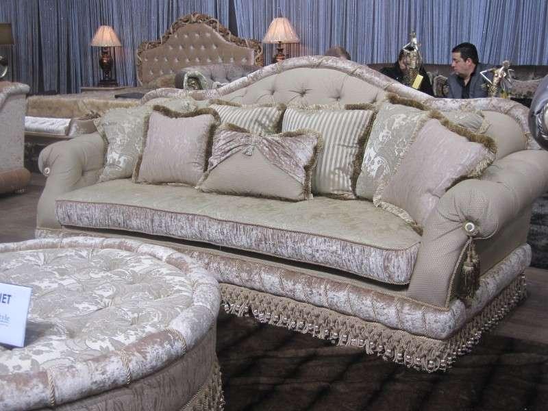 Дорогой классический американский диван Джульета
