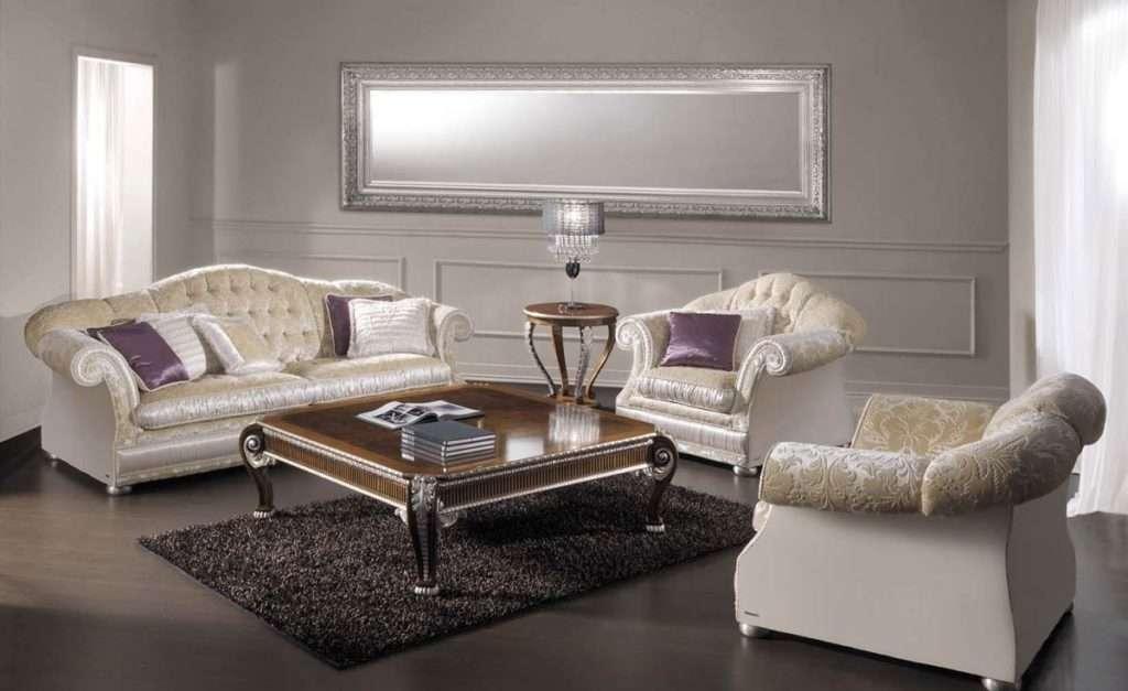 Белый диван 2478 Ceppi Style