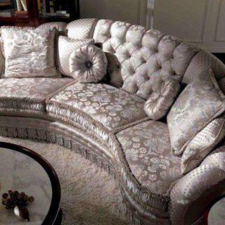 Роскошный мягкий диван 2683 от CEPPI STYLE. Италия