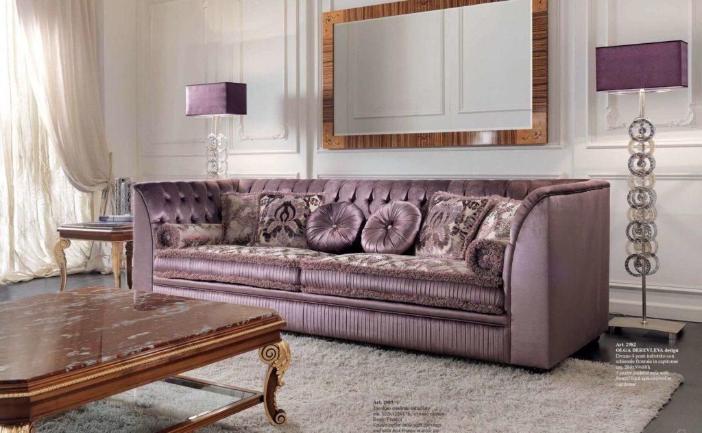 Мягкая мебель элит класса из Италии
