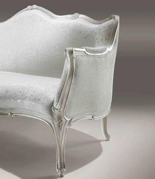 Элитная классическая итальянская мебель Савио Фермини