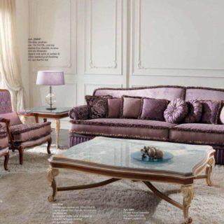 Элитный четырехместный диван 2948 Кеппи Стайл