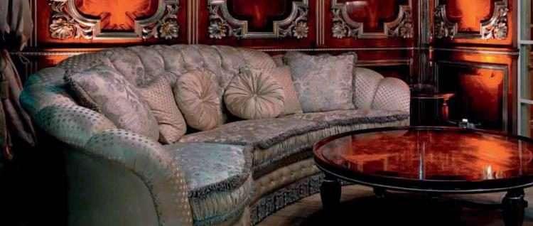 Итальянский диван Cappi Style 2683