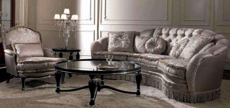Мягкий диван от Cappi Style