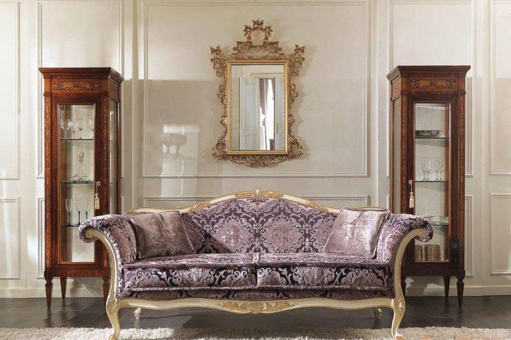 Итальянский мягкий диван 2686 от фабрики CEPPI STYLE