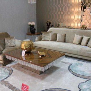 Элитный велюровый диван CHATAM, Италия