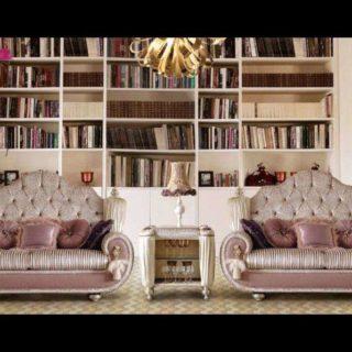 Элитный итальянский розовый диван ELEGANT. Альта Мода