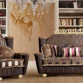 Элитный дорогой диван Наполеон. Фабрика ALТAMODA