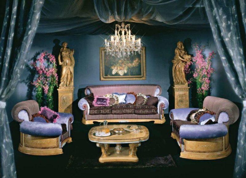 Купить Элитный диван Socci Anchise Temptation 350 в Киеве, Одессе