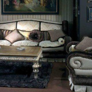 Элитная итальянская мягкая мебель Socci Anchise Royal