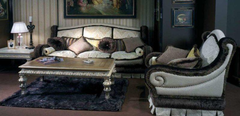 Купить Элитную итальянскую мягкую мебель Socci Anchise Royal