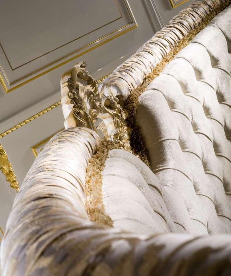 Элементы дивана в классическом стиле Socci Anchise Supreme