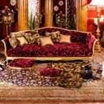 Элегантный большой диван Francois. Фабрика Asnaghi Interiors