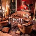 Шикарная мягкая мебель Gauguin Asnaghi Interiors. Италия