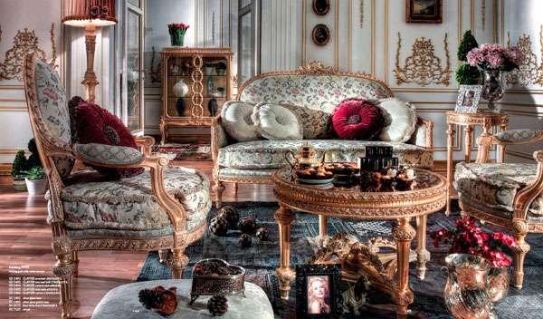 Эксклюзивный диван в стиле Арт-деко. Италия