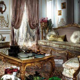 Элитная мягкая мебель Eira от итальянского производителя ASNAGHI INTERIORS