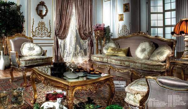 Купить элитную мягкую мебель Eira от ASNAGHI INTERIORS в Киеве