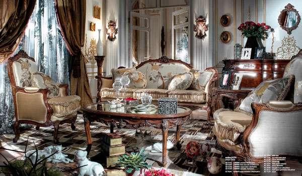 Диван из Италии Lambro Asnaghi Interiors