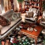 Мягкий итальянский диван Mister от Asnaghi Interiors.