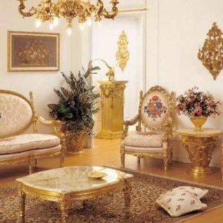 Мебельный гарнитур Nuage в стиле Ампир. Италия. Asnaghi Interiors