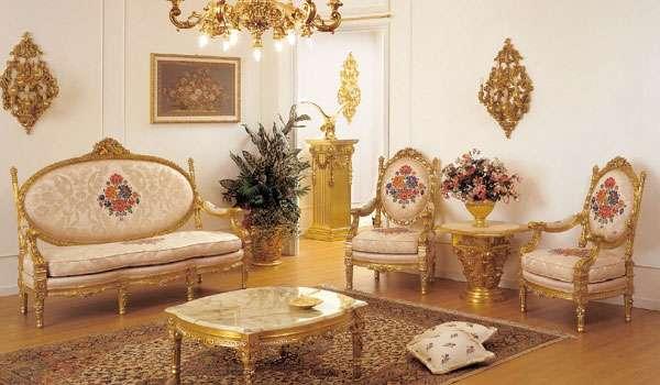 Купить Мебельный гарнитур Nuage Asnaghi Interiors в стиле Ампир
