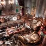 Королевский диван Savoie коричневого цвета от производителя Asnaghi Interiors