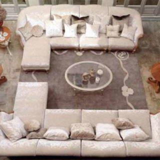 Классический модульный диван 3142 AMBIENTE GIORNO. Италия