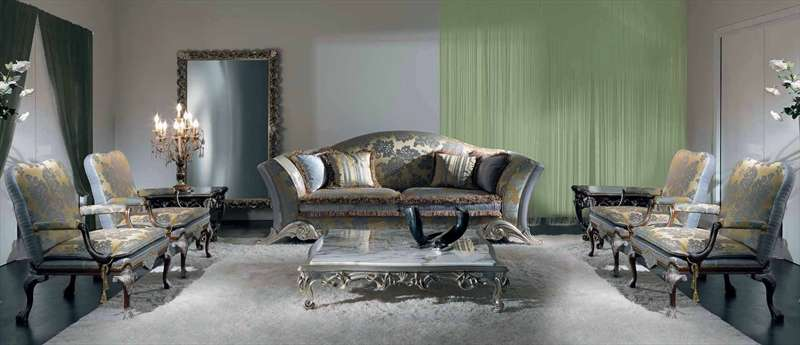 Эксклюзивный 3х местный диван от Ceppi Style