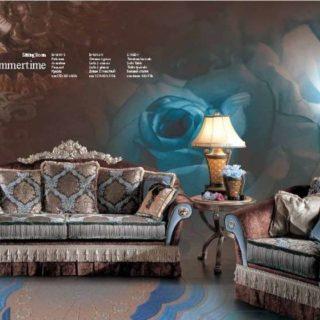 Королевский элитный диван Саммертайм, Италия