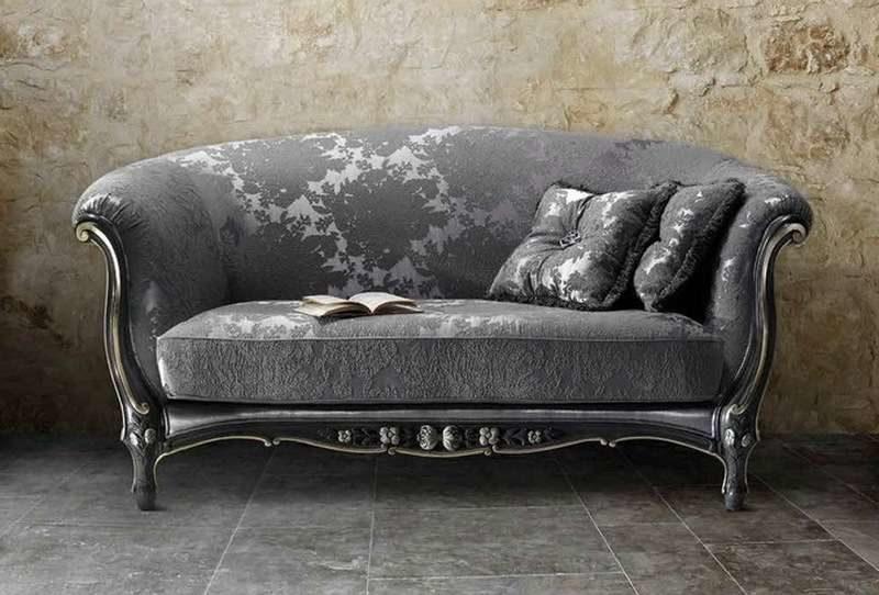 Дорогая итальянская мягкая мебель элит класса 3130 Савио Фирмино
