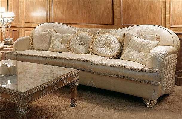 Купить Белый диван 2628 в стиле Арт деко от Cappi Style в Киеве