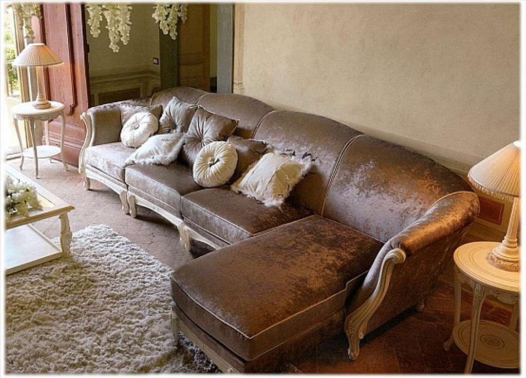 Большой угловой диван 3142 в гостиную SAVIO FIRMINO