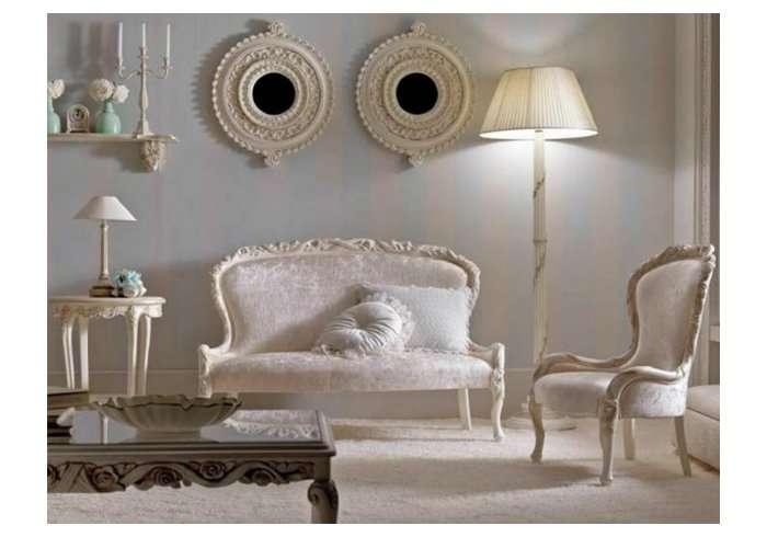 Резная диван-кушетка VIP класса 3042, SAVIO FIRMINO
