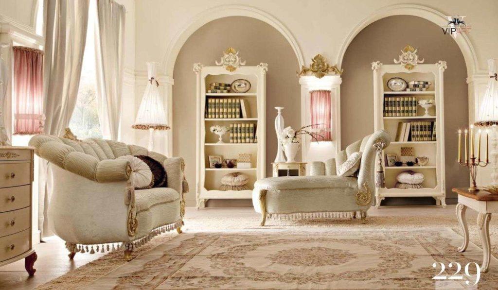Диваны и кресла от итальянской фабрики Альта Мода