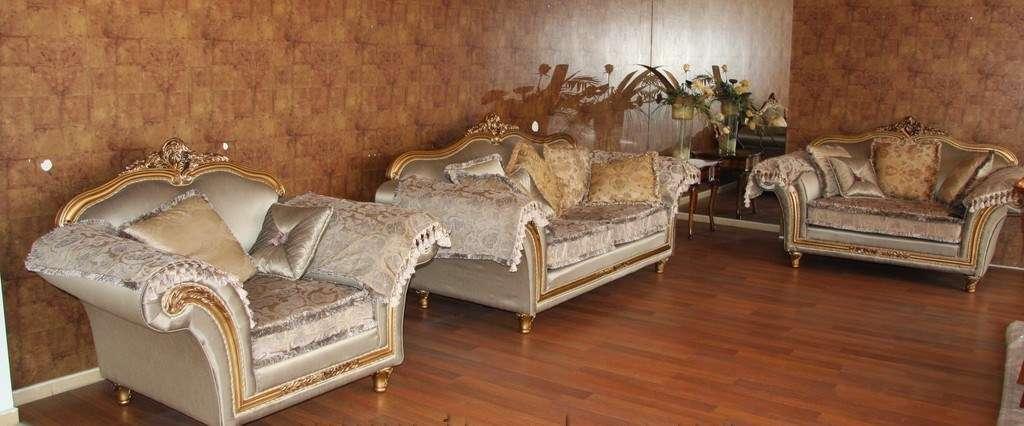 Комплект мягкой мебели Париж. Эпоха Стиля.