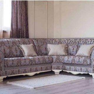 Дорогой угловой раскладной диван Шейх. Мебус
