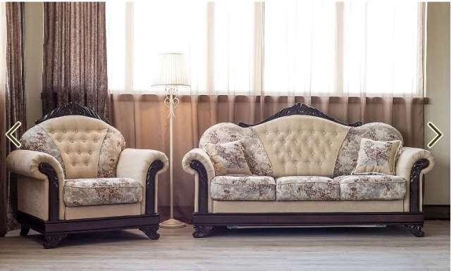Мягкая мебель в гостиную комнату Танго.