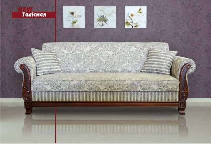 Прямой раскладной диван Талисман. Украина.