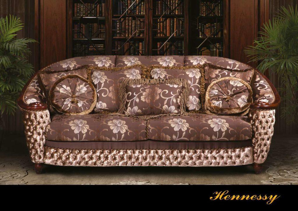 Дорогой диван Элит-класса Хеннесси. Америка