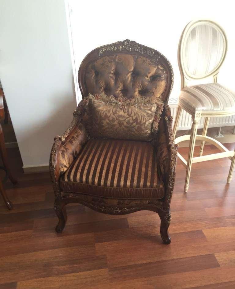 Классическое кресло Нью Йорк. Америка.