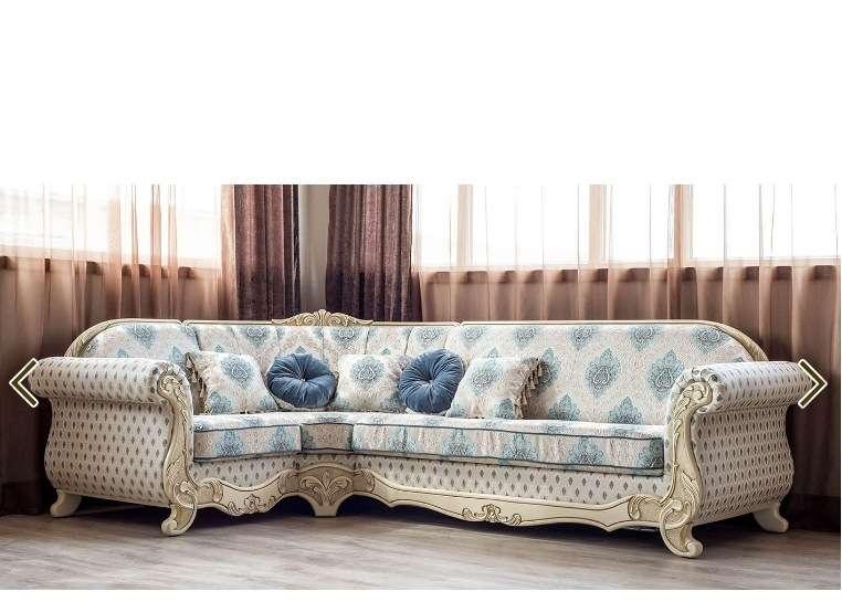 Большой классический диван Лира.