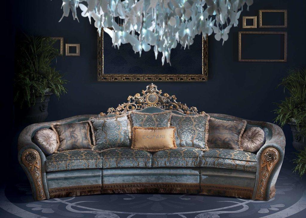 Элитная мягкая мебель из Италии BIJOUX