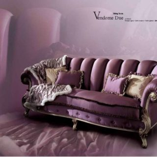 Классический гламурный диван Вендом. Италия.