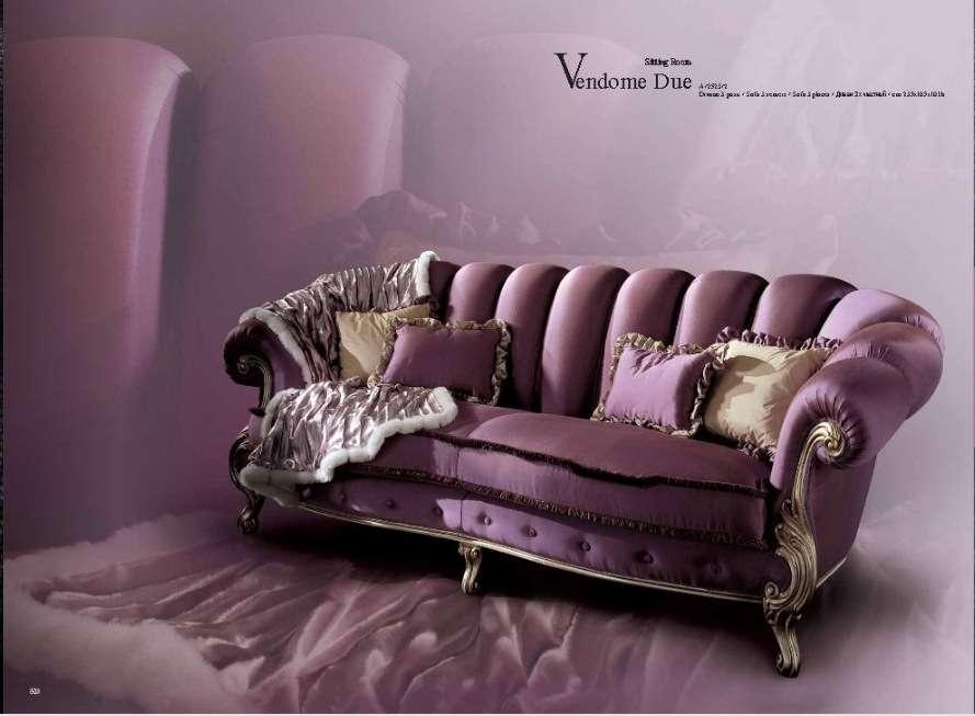 Итальянский дорогой классический гламурный диван Вендом.